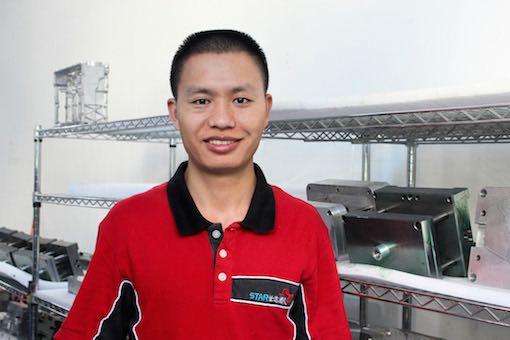 Beck Wu