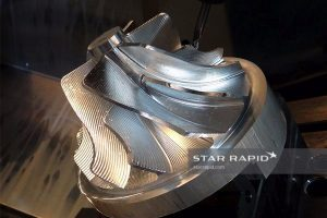 CNC Machined Milled Part