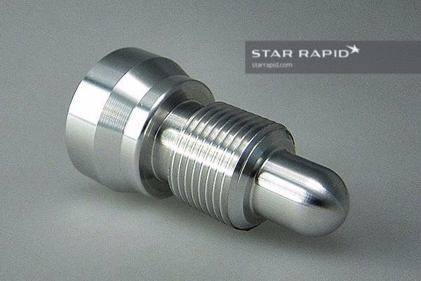 CNC machined turned parts image