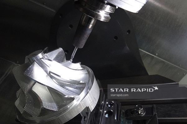 Precision Machining At Star Rapid