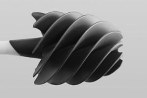 rapid prototyping loo blade