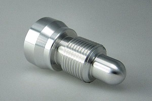 CNC machined Turned Parts