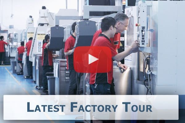 Star factory tour video