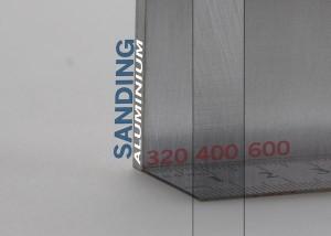 aluiminium sanding compilation