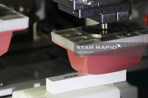 Pad Printing in Custom Colours