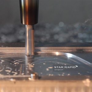Step 3: CNC Machining of Mold and Inserts