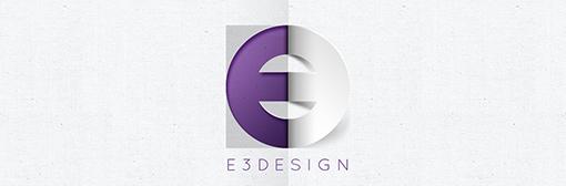e3design company logo
