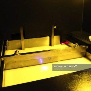 sls process on loo blade