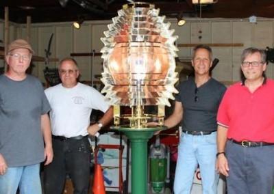 Charlotte-Genesee Lighthouse Lenses