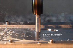 cnc machining on surface