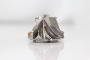 3D printed Part with Finishing