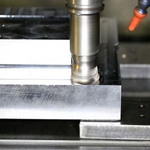 rough machining process