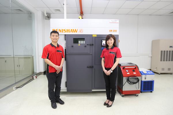 3D Metal Printing Team