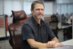 Steve Edington, Star Rapid's US Business Development