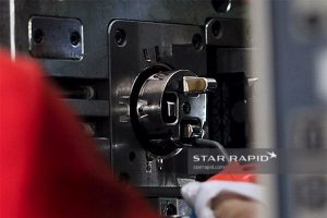 Manufacturing a part