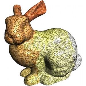 bunny rabbit 3d printing