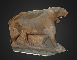 lion of mosul