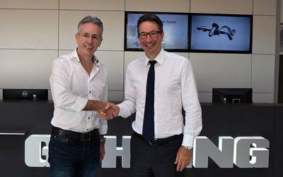 Star Rapid hat eine Partnerschaft mit dem deutschen Werkzeuglieferanten Guhring